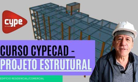 Curso Projeto Estrutural com Cypecad